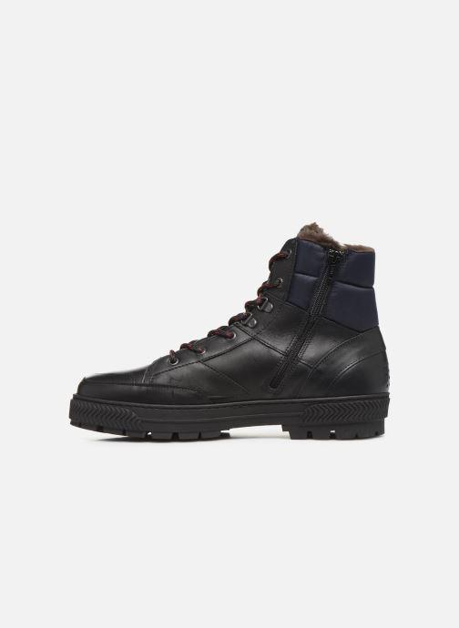 Boots en enkellaarsjes TBS Shepper Zwart voorkant