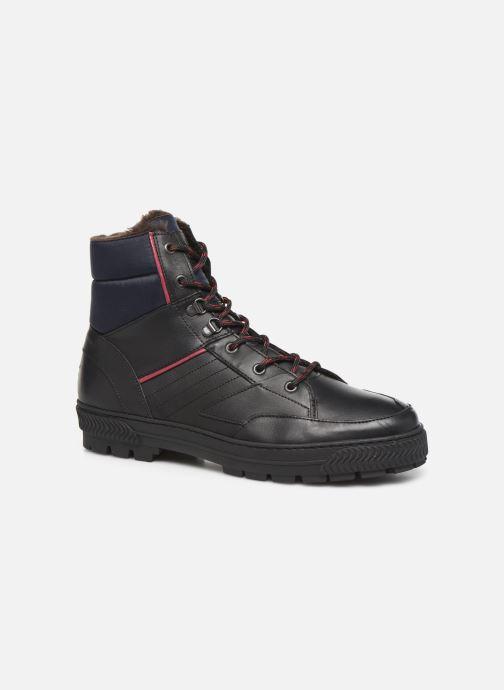 Boots en enkellaarsjes TBS Shepper Zwart detail