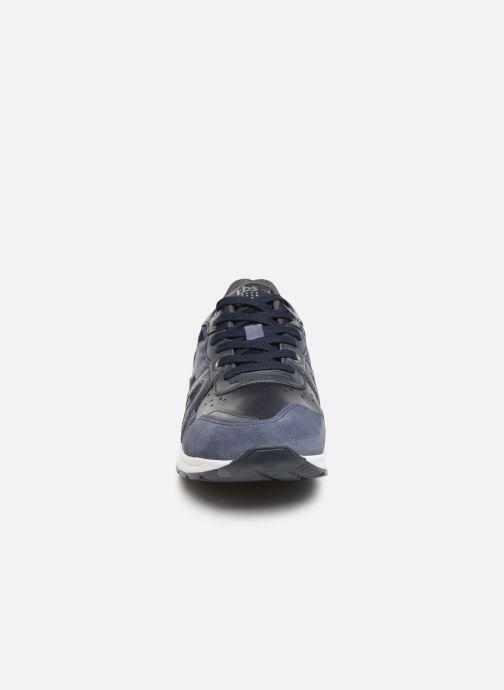 Sneaker TBS Squalle blau schuhe getragen