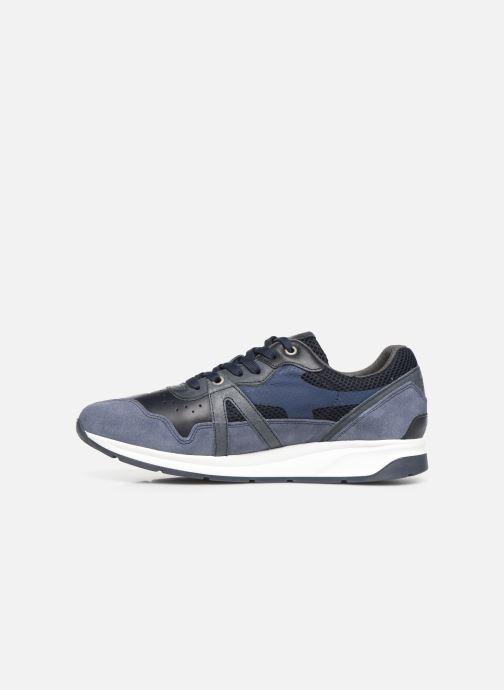 Sneaker TBS Squalle blau ansicht von vorne
