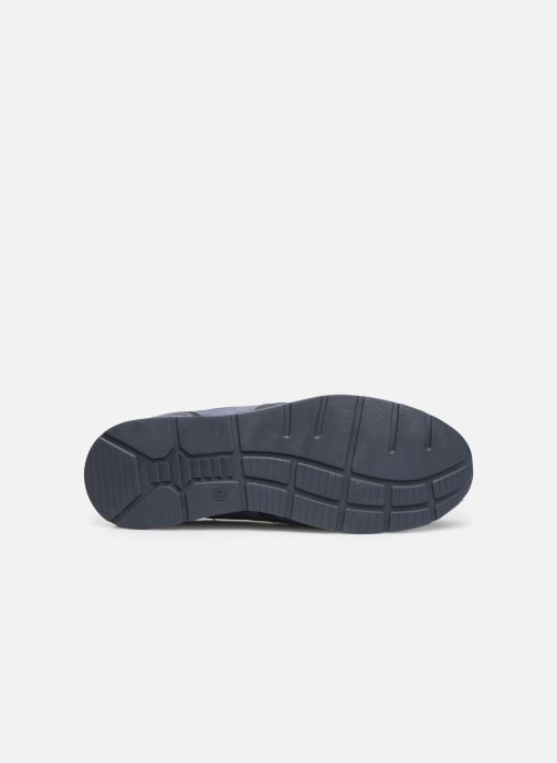 Sneaker TBS Squalle blau ansicht von oben