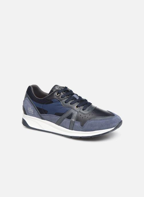 Sneaker TBS Squalle blau detaillierte ansicht/modell