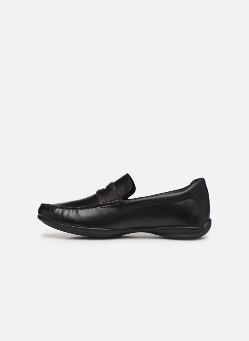 Loafers TBS Tananth Black front view