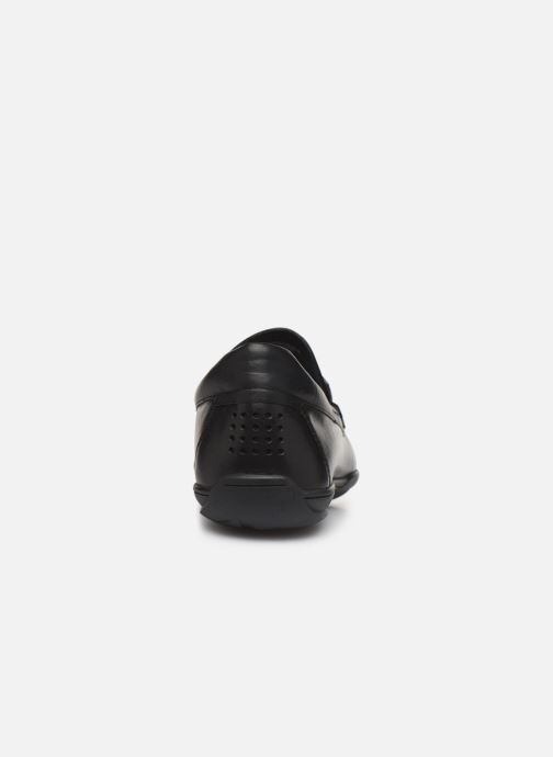 Loafers TBS Tananth Black view from the right