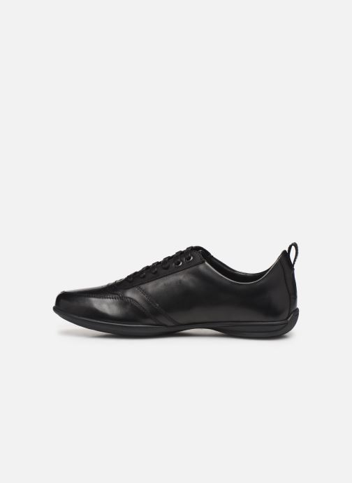 Sneakers TBS Tansley Zwart voorkant