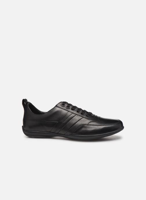 Sneakers TBS Tansley Zwart achterkant