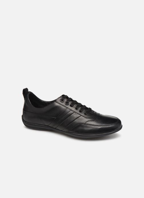 Sneakers TBS Tansley Zwart detail
