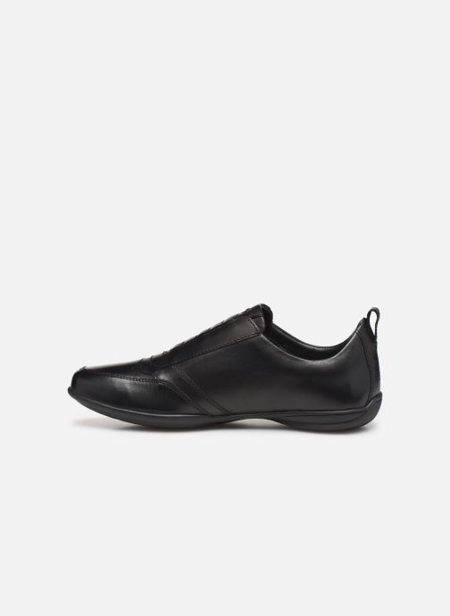 Sneakers TBS Taurrys Nero immagine frontale