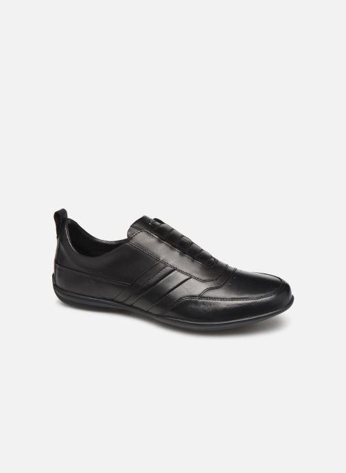 Sneakers TBS Taurrys Zwart detail