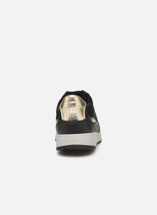 Sneakers TBS Timings Zwart rechts
