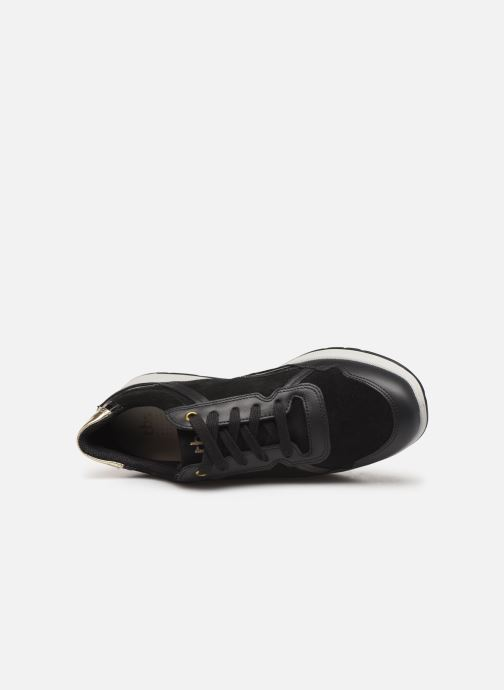 Sneaker TBS Timings schwarz ansicht von links