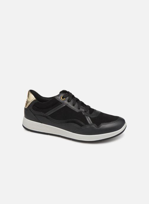 Sneakers TBS Timings Zwart detail