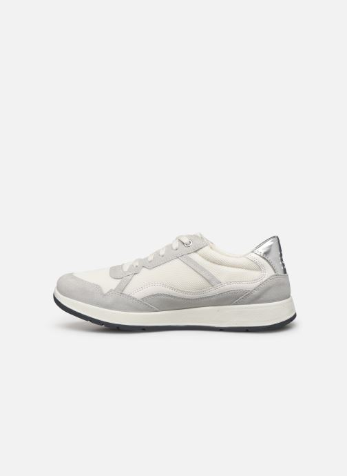 Sneakers TBS Timings Bianco immagine frontale