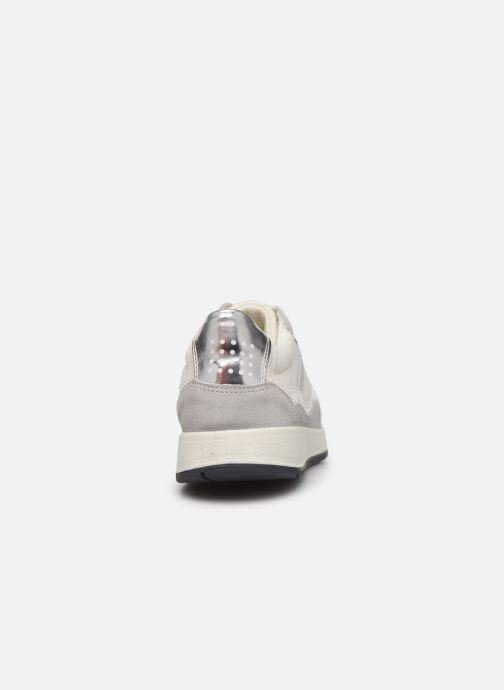 Sneakers TBS Timings Bianco immagine destra