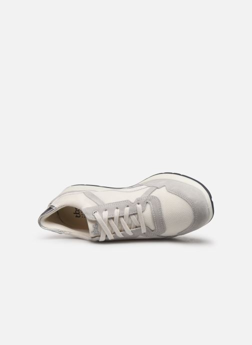 Sneakers TBS Timings Bianco immagine sinistra
