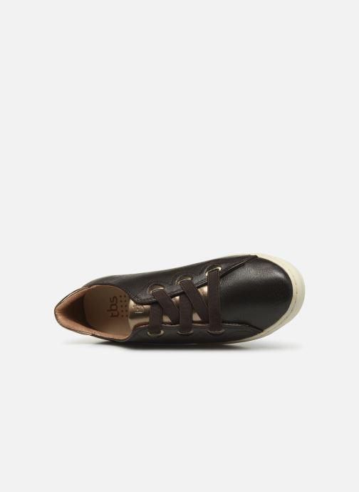 Sneakers TBS Tyrella Bruin links