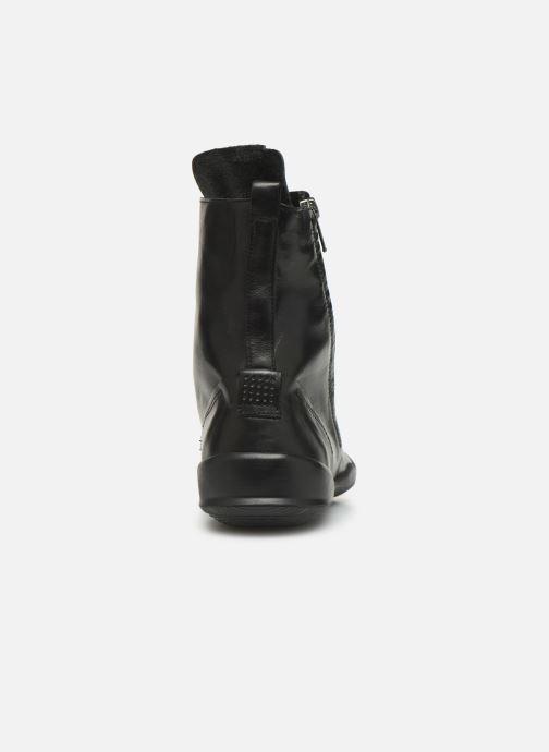 Bottines et boots TBS Varsity Noir vue droite