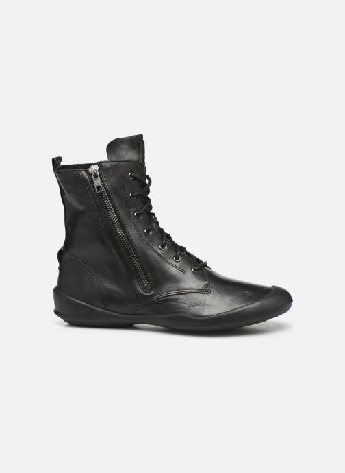 Bottines et boots TBS Varsity Noir vue derrière