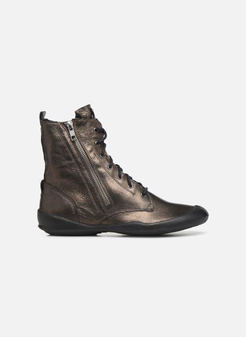 Bottines et boots TBS Varsity Argent vue derrière