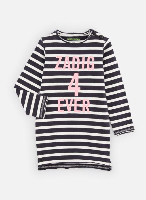 Vêtements Zadig & Voltaire Robe X12095 Bleu vue détail/paire