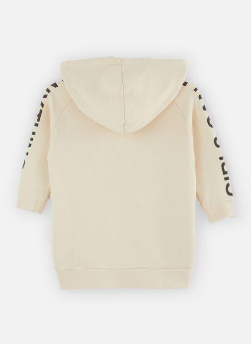Vêtements Zadig & Voltaire Robe X12100 Rose vue bas / vue portée sac
