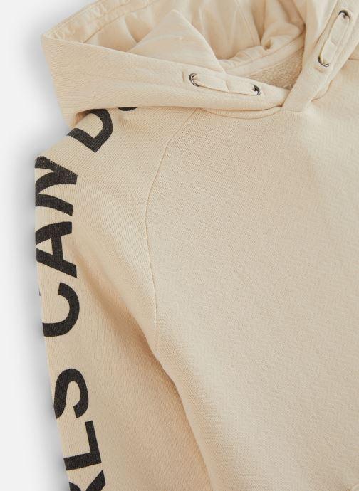 Vêtements Zadig & Voltaire Robe X12100 Rose vue portées chaussures
