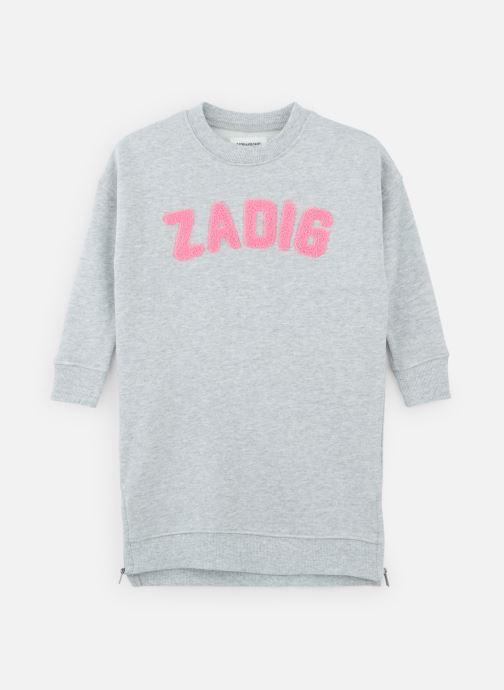 Vêtements Zadig & Voltaire Robe X12106 Gris vue détail/paire