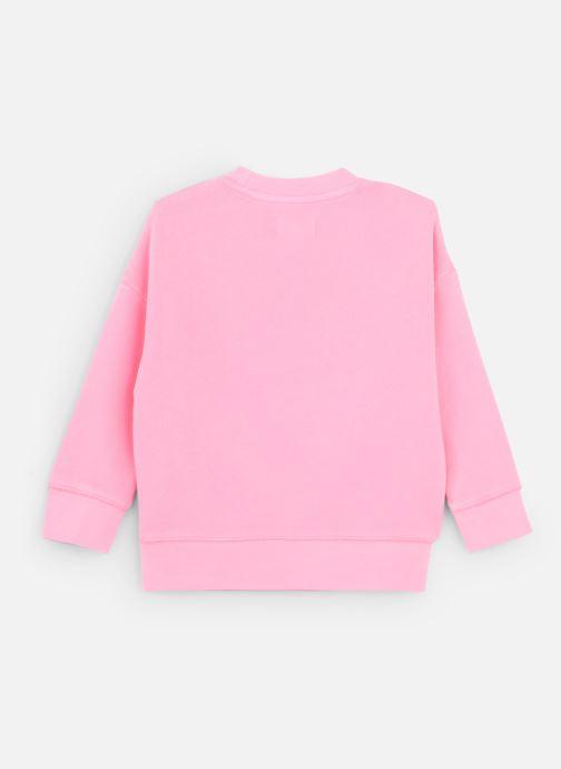 Vêtements Zadig & Voltaire Sweat X15165 Rose vue bas / vue portée sac