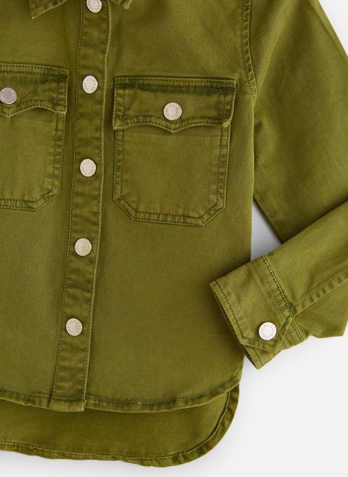Kleding Zadig & Voltaire Veste X15167 Groen model