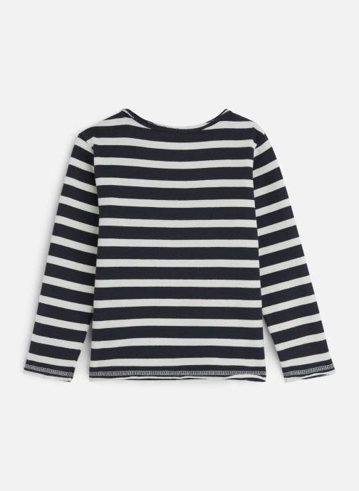 Vêtements Zadig & Voltaire T-shirt X15173 Bleu vue bas / vue portée sac