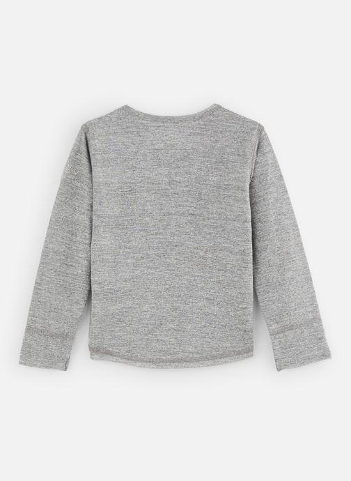 Vêtements Zadig & Voltaire T-shirt X15176 Gris vue bas / vue portée sac