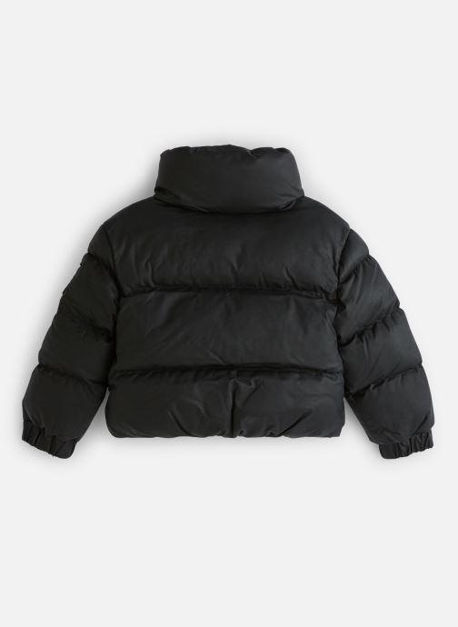 Vêtements Zadig & Voltaire Doudoune X16041 Noir vue bas / vue portée sac