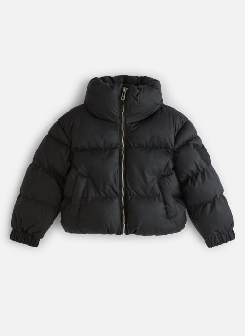 Vêtements Zadig & Voltaire Doudoune X16041 Noir vue détail/paire