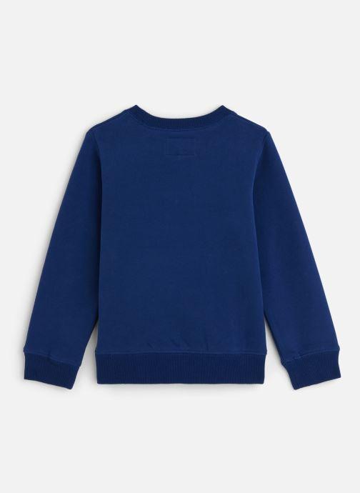 Vêtements Zadig & Voltaire Sweat X25157 Bleu vue bas / vue portée sac