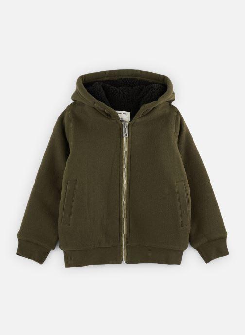 Vêtements Zadig & Voltaire Sweat X25159 Vert vue détail/paire