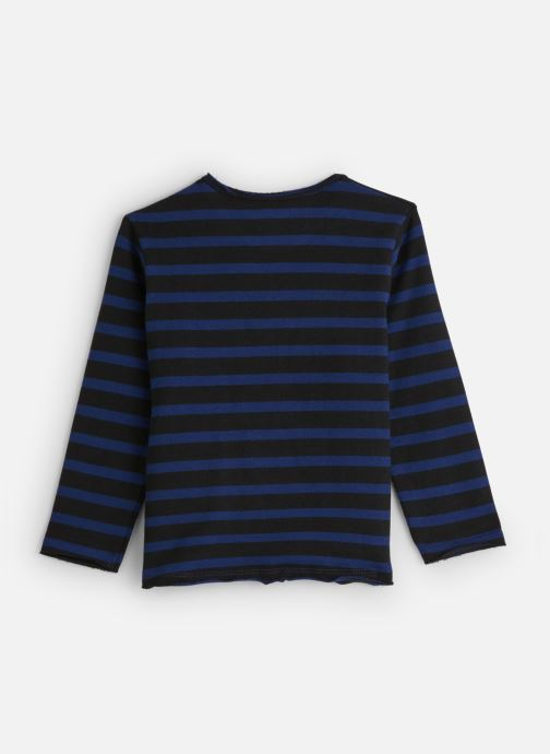 Vêtements Zadig & Voltaire Sweat X25166 Noir vue bas / vue portée sac