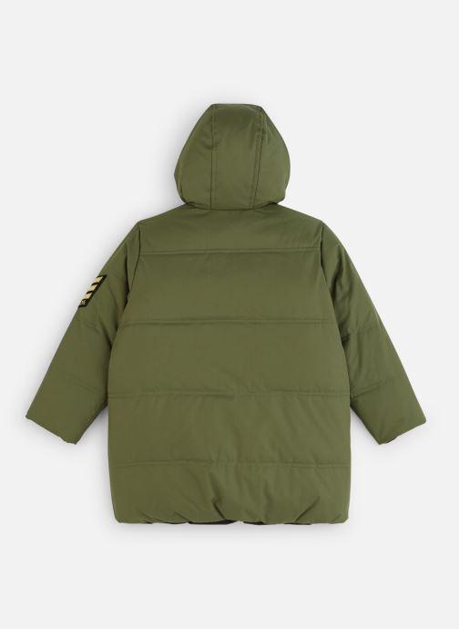 Vêtements Zadig & Voltaire Doudoune X26020 Vert vue bas / vue portée sac