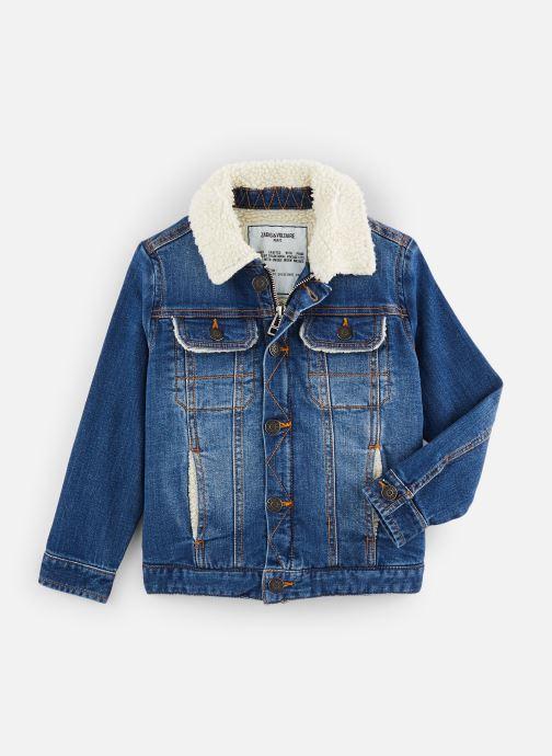 Vêtements Zadig & Voltaire Veste X26021 Bleu vue détail/paire