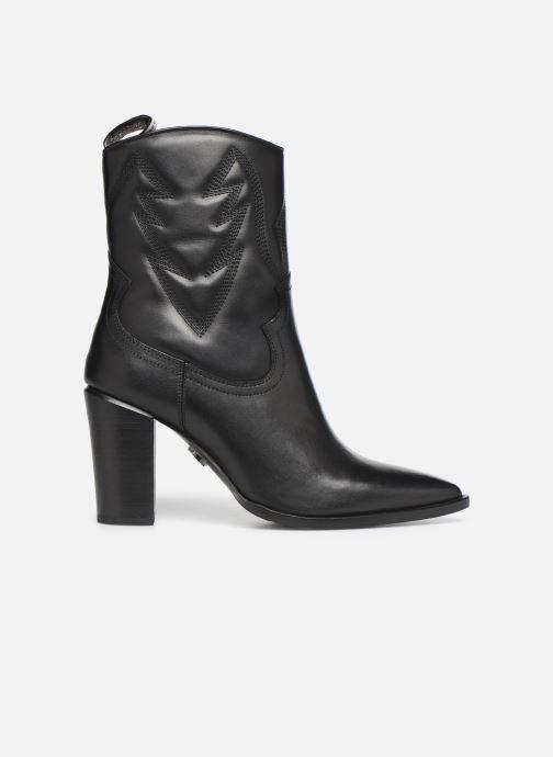 Bottines et boots Bronx NEW AMERICANA Noir vue derrière