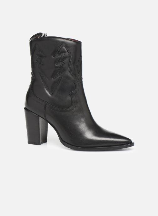 Bottines et boots Bronx NEW AMERICANA Noir vue détail/paire