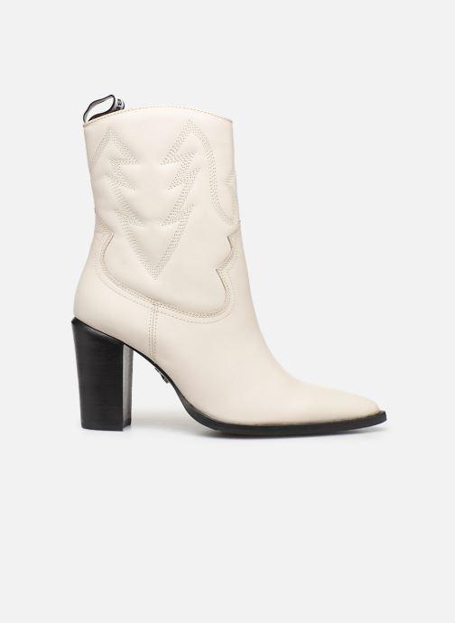 Bottines et boots Bronx NEW AMERICANA Blanc vue derrière