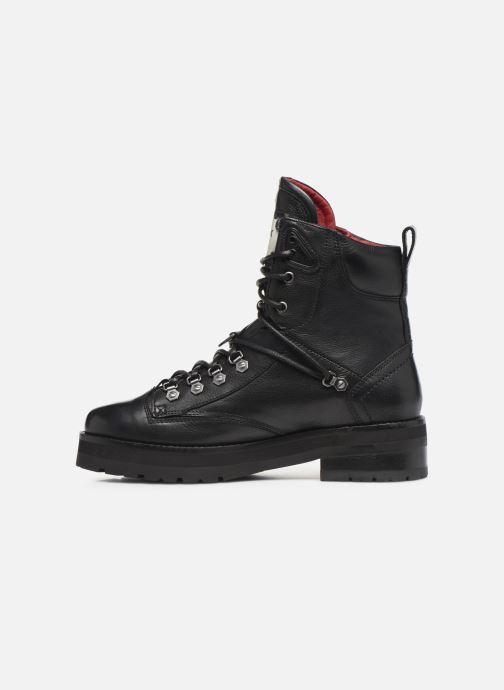 Bottines et boots Bronx GAMLETT Noir vue face