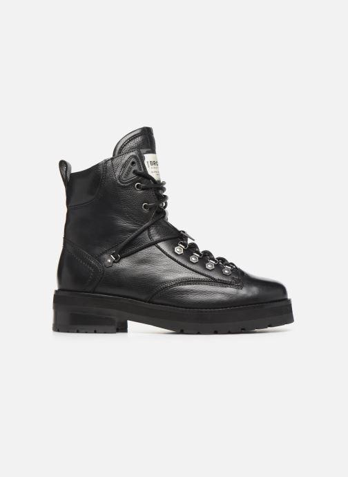 Bottines et boots Bronx GAMLETT Noir vue derrière