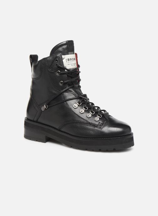 Bottines et boots Bronx GAMLETT Noir vue détail/paire