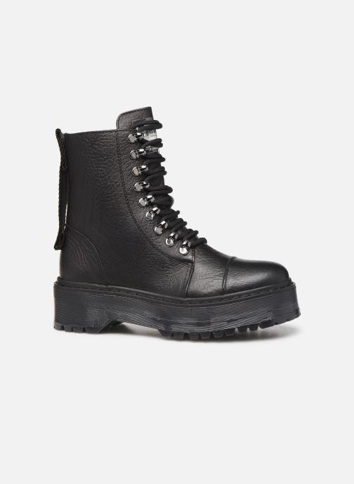 Bottines et boots Bronx RIFKA SUPER CHUNKY Noir vue derrière