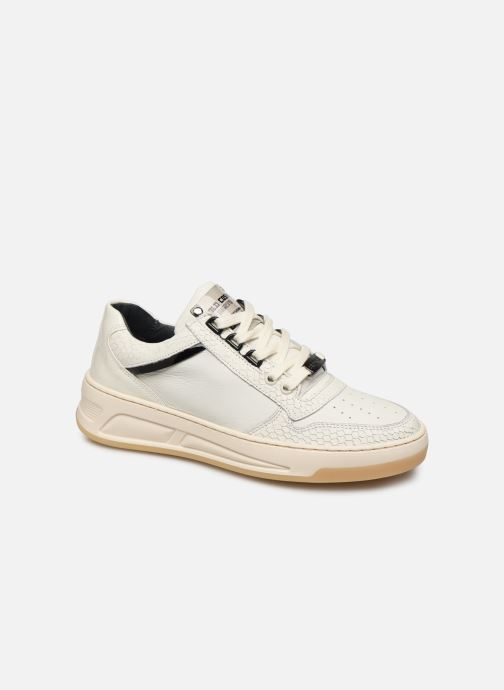 Sneakers Bronx OLD COSMO Wit detail