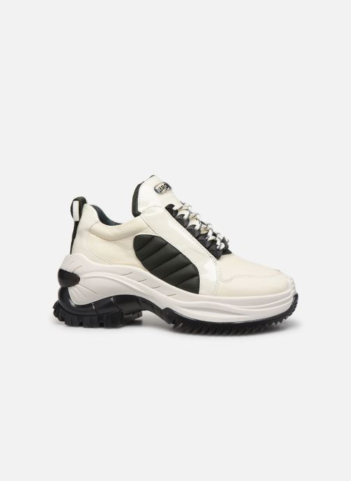 Sneakers Bronx CHAINY Wit achterkant