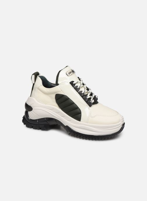 Sneakers Bronx CHAINY Wit detail