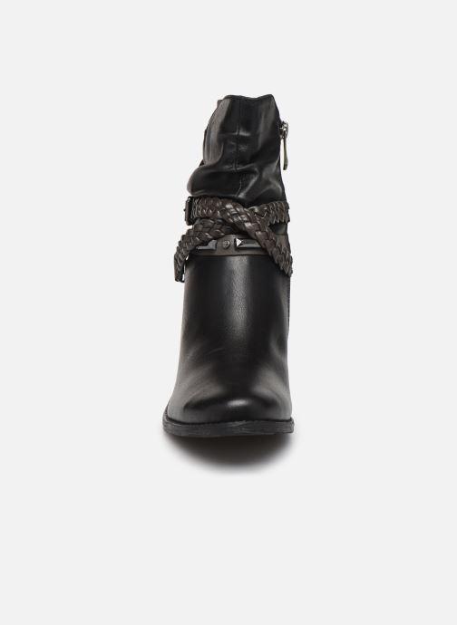 Bottines et boots Marco Tozzi 2-2-25043-33 Noir vue portées chaussures