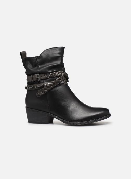 Ankle boots Marco Tozzi 2-2-25043-33 Black back view